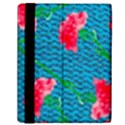 Carnations Samsung Galaxy Tab 10.1  P7500 Flip Case View2