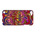 Abstract Shimmering Multicolor Swirly Apple iPod Touch 5 Hardshell Case View1