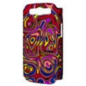 Abstract Shimmering Multicolor Swirly Samsung Galaxy S III Hardshell Case (PC+Silicone) View3