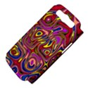 Abstract Shimmering Multicolor Swirly Samsung Galaxy S III Hardshell Case (PC+Silicone) View4