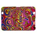 Abstract Shimmering Multicolor Swirly Kindle Fire HD 8.9  View1
