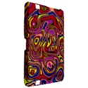 Abstract Shimmering Multicolor Swirly Kindle Fire HD 8.9  View2