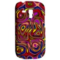 Abstract Shimmering Multicolor Swirly Samsung Galaxy S3 MINI I8190 Hardshell Case View2