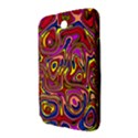 Abstract Shimmering Multicolor Swirly Samsung Galaxy Note 8.0 N5100 Hardshell Case  View3