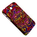 Abstract Shimmering Multicolor Swirly Samsung Galaxy Tab 3 (7 ) P3200 Hardshell Case  View5