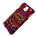 Abstract Shimmering Multicolor Swirly Samsung Galaxy Note 3 N9005 Hardshell Case View4