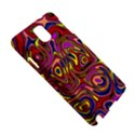 Abstract Shimmering Multicolor Swirly Samsung Galaxy Note 3 N9005 Hardshell Case View5