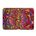 Abstract Shimmering Multicolor Swirly Samsung Galaxy Tab 2 (10.1 ) P5100 Hardshell Case  View1