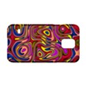 Abstract Shimmering Multicolor Swirly Samsung Galaxy S5 Hardshell Case  View1
