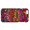 Abstract Shimmering Multicolor Swirly Apple iPhone 6 Plus/6S Plus Hardshell Case View1