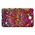 Abstract Shimmering Multicolor Swirly Samsung Galaxy Tab 4 (7 ) Hardshell Case  View1