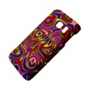 Abstract Shimmering Multicolor Swirly Galaxy S6 Edge View4