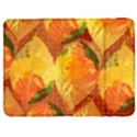 Fall Colors Leaves Pattern Samsung Galaxy Tab 7  P1000 Flip Case View1