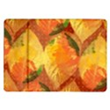 Fall Colors Leaves Pattern Samsung Galaxy Tab 10.1  P7500 Flip Case View1