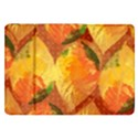 Fall Colors Leaves Pattern Samsung Galaxy Tab 8.9  P7300 Flip Case View1