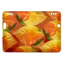 Fall Colors Leaves Pattern Kindle Fire HDX Hardshell Case View1
