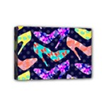 Colorful High Heels Pattern Mini Canvas 6  x 4