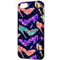 Colorful High Heels Pattern Apple iPhone 5 Classic Hardshell Case View3