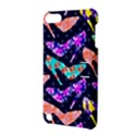 Colorful High Heels Pattern Apple iPod Touch 5 Hardshell Case with Stand View3