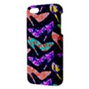 Colorful High Heels Pattern Apple iPhone 5 Premium Hardshell Case View3