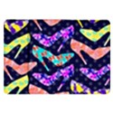 Colorful High Heels Pattern Samsung Galaxy Tab 8.9  P7300 Flip Case View1