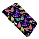 Colorful High Heels Pattern Samsung Galaxy Tab 3 (10.1 ) P5200 Hardshell Case  View5
