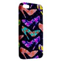 Colorful High Heels Pattern iPhone 5S/ SE Premium Hardshell Case View2