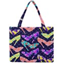 Colorful High Heels Pattern Mini Tote Bag View1
