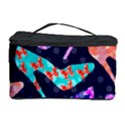 Colorful High Heels Pattern Cosmetic Storage Case View1