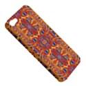Oriental Watercolor Ornaments Kaleidoscope Mosaic Apple iPhone 5 Hardshell Case View5