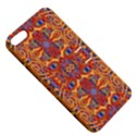 Oriental Watercolor Ornaments Kaleidoscope Mosaic Apple iPhone 5 Hardshell Case with Stand View5