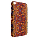Oriental Watercolor Ornaments Kaleidoscope Mosaic Samsung Galaxy Tab 3 (8 ) T3100 Hardshell Case  View2