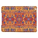 Oriental Watercolor Ornaments Kaleidoscope Mosaic iPad Air Hardshell Cases View1