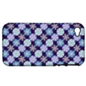 Snowflakes Pattern Apple iPhone 4/4S Hardshell Case (PC+Silicone) View1