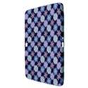 Snowflakes Pattern Samsung Galaxy Tab 3 (10.1 ) P5200 Hardshell Case  View3