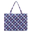 Snowflakes Pattern Medium Tote Bag View1