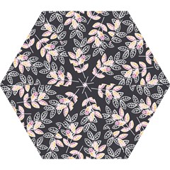 Winter Beautiful Foliage  Mini Folding Umbrellas