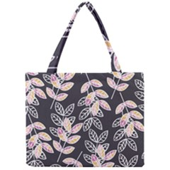 Winter Beautiful Foliage  Mini Tote Bag by DanaeStudio