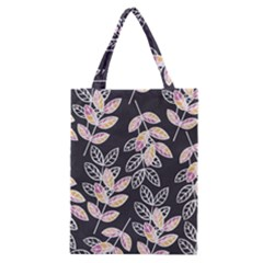 Winter Beautiful Foliage  Classic Tote Bag by DanaeStudio