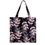 Winter Beautiful Foliage  Zipper Grocery Tote Bag