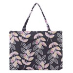 Winter Beautiful Foliage  Medium Tote Bag