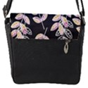 Winter Beautiful Foliage  Flap Messenger Bag (S) View1