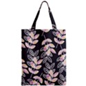 Winter Beautiful Foliage  Zipper Classic Tote Bag View1