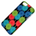 Vibrant Retro Pattern Apple iPhone 5 Classic Hardshell Case View4