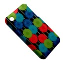 Vibrant Retro Pattern Apple iPhone 3G/3GS Hardshell Case (PC+Silicone) View5