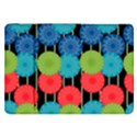Vibrant Retro Pattern Samsung Galaxy Tab 8.9  P7300 Flip Case View1