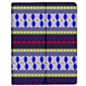 Colorful Retro Geometric Pattern Apple iPad Mini Flip Case View1