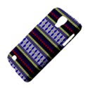 Colorful Retro Geometric Pattern Galaxy S4 Active View4