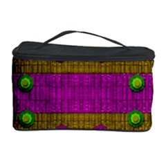 A Wonderful Rainbow And Stars Cosmetic Storage Case