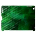 Ombre Green Abstract Forest Apple iPad 3/4 Hardshell Case (Compatible with Smart Cover) View1